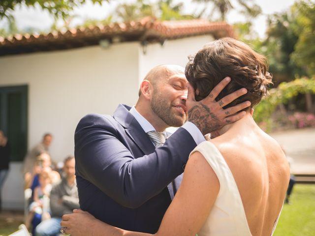 La boda de Fer y Argi en Valle Guerra, Santa Cruz de Tenerife 31