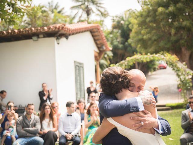 La boda de Fer y Argi en Valle Guerra, Santa Cruz de Tenerife 32