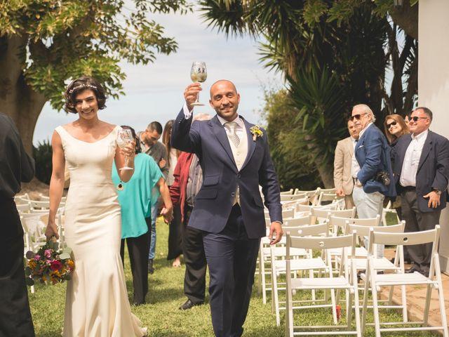 La boda de Fer y Argi en Valle Guerra, Santa Cruz de Tenerife 34