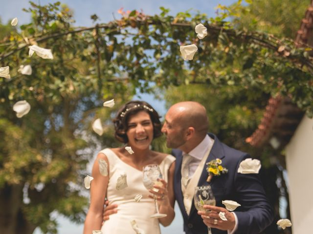 La boda de Fer y Argi en Valle Guerra, Santa Cruz de Tenerife 35