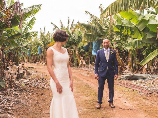 La boda de Fer y Argi en Valle Guerra, Santa Cruz de Tenerife 39