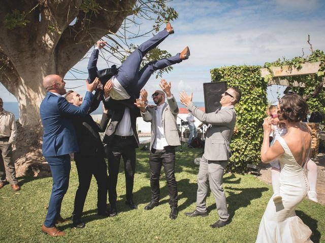 La boda de Fer y Argi en Valle Guerra, Santa Cruz de Tenerife 44