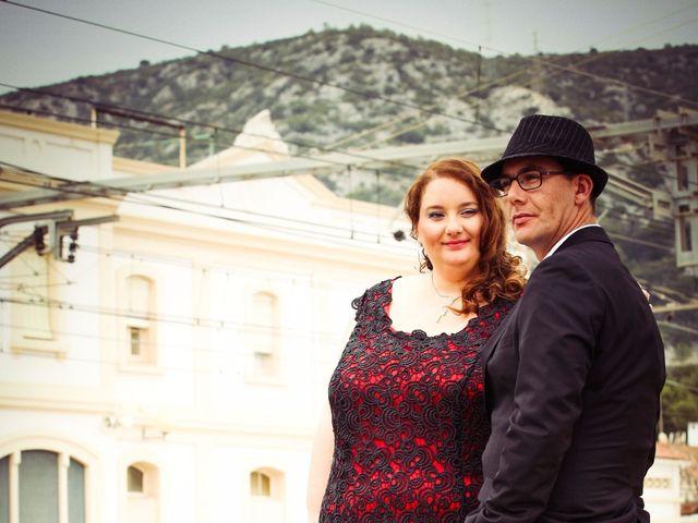 La boda de Juan Manuel  y Vanesa  en Sitges, Barcelona 3