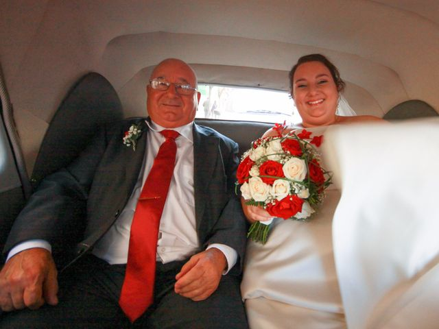 La boda de Juan Manuel  y Vanesa  en Sitges, Barcelona 15