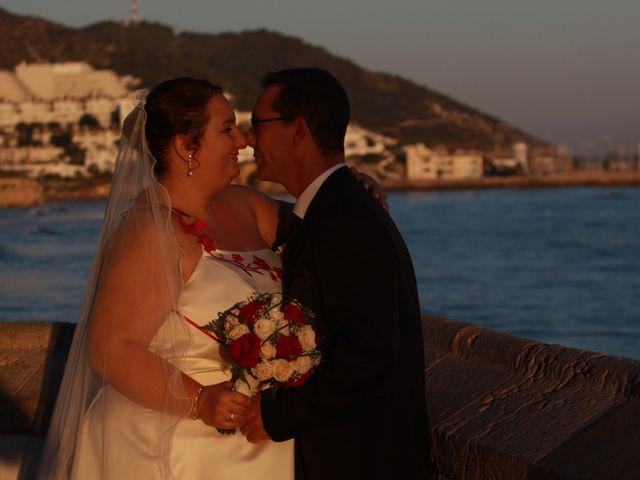 La boda de Juan Manuel  y Vanesa  en Sitges, Barcelona 21
