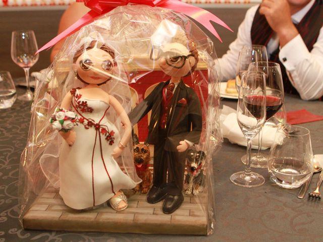La boda de Juan Manuel  y Vanesa  en Sitges, Barcelona 31