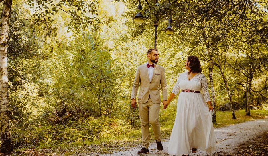 La boda de Adrián y Alexandra en O Carballiño, Orense