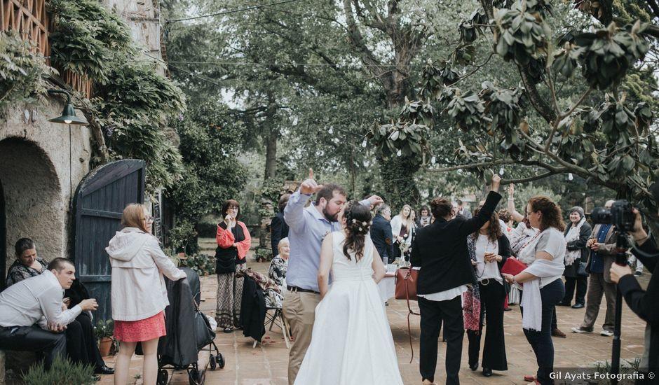 La boda de Cesar y Cris en Canoves, Barcelona