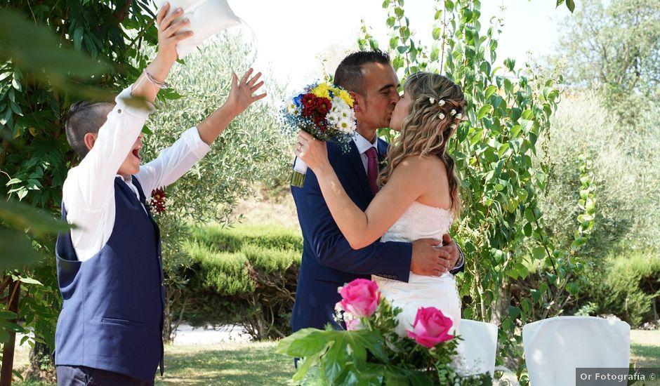 La boda de Montse y Iván en Tordera, Barcelona