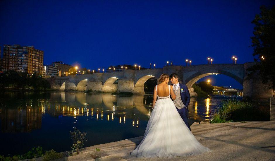 La boda de Manel y Adriana  en Zaragoza, Zaragoza