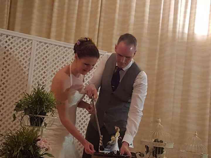 La boda de Katja y Chema
