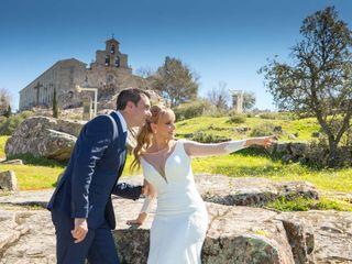 La boda de Olga y Luis