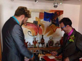 La boda de Agustin Hurtado Diaz y Andres Martinez Rico 3