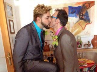 La boda de Agustín y Andrés  3