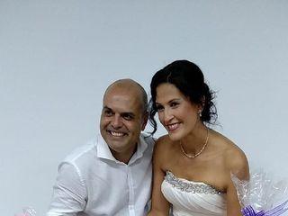 La boda de Nati  y Damián  2