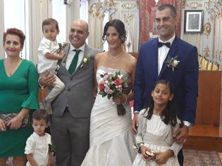 La boda de Nati  y Damián  3