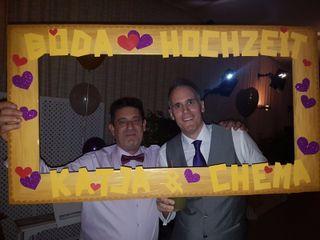 La boda de Katja y Chema 1