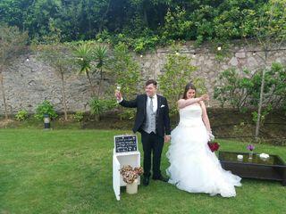 La boda de Andrea y Jonathan