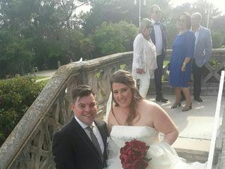 La boda de Andrea y Jonathan 2