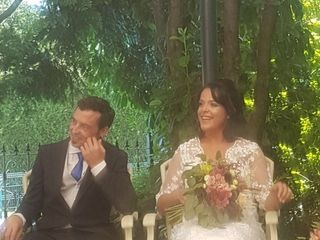 La boda de Paula y Manuel