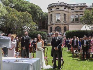 La boda de Erika y Mikel 1