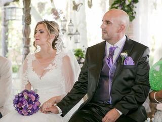 La boda de Rosalina y Alberto