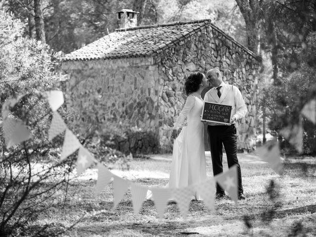 La boda de Javier y Cinta en Valverde Del Camino, Huelva 3