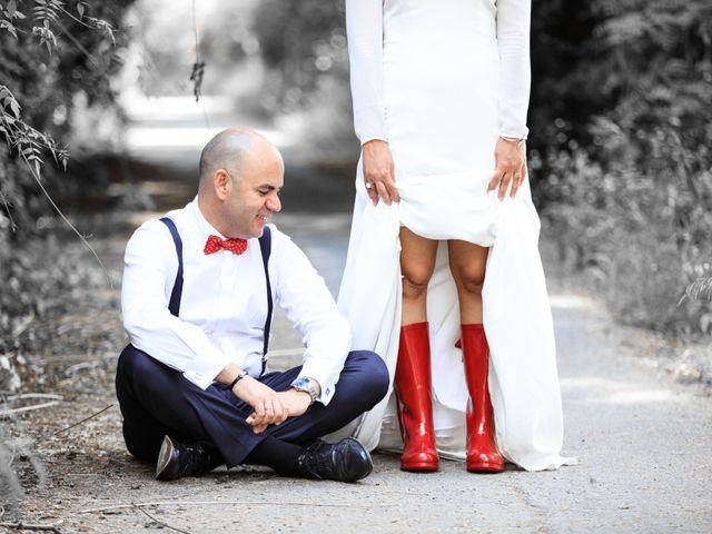 La boda de Javier y Cinta en Valverde Del Camino, Huelva 8