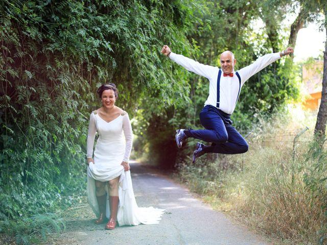 La boda de Javier y Cinta en Valverde Del Camino, Huelva 9