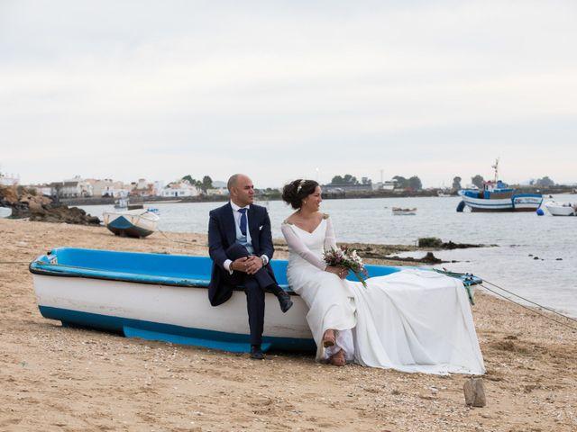 La boda de Javier y Cinta en Valverde Del Camino, Huelva 10