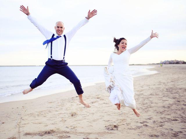 La boda de Javier y Cinta en Valverde Del Camino, Huelva 18
