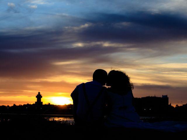 La boda de Javier y Cinta en Valverde Del Camino, Huelva 21
