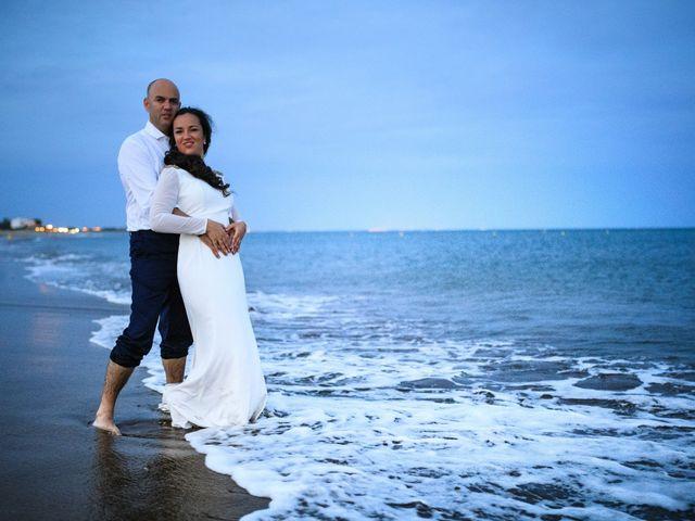 La boda de Javier y Cinta en Valverde Del Camino, Huelva 25