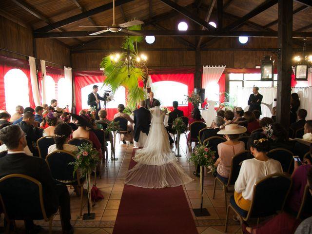 La boda de Javier y Cinta en Valverde Del Camino, Huelva 36