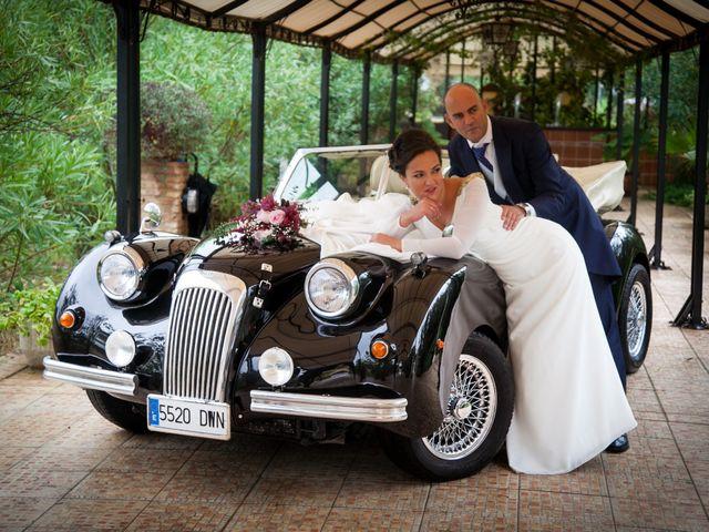 La boda de Javier y Cinta en Valverde Del Camino, Huelva 38