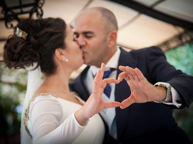 La boda de Javier y Cinta en Valverde Del Camino, Huelva 40