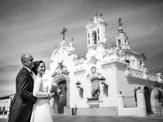 La boda de Javier y Cinta en Valverde Del Camino, Huelva 46