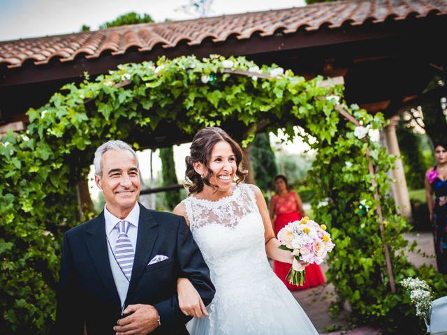La boda de Mario y Sandra en San Agustin De Guadalix, Madrid 29