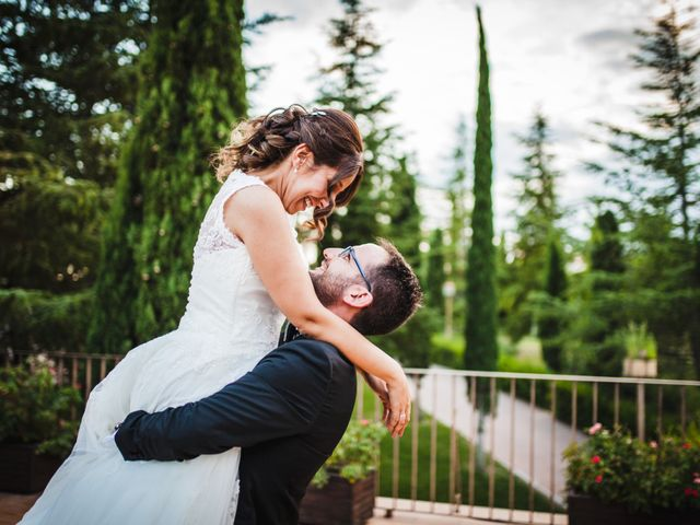 La boda de Mario y Sandra en San Agustin De Guadalix, Madrid 31