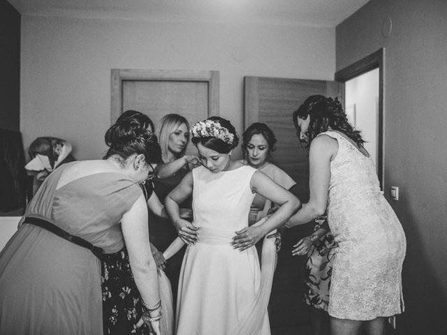 La boda de Óscar y Amina en Chantada (Casco Urbano), Lugo 6