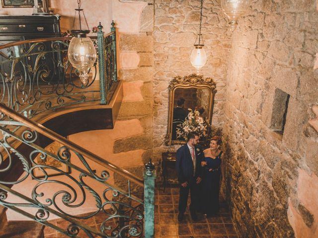 La boda de Óscar y Amina en Chantada (Casco Urbano), Lugo 13