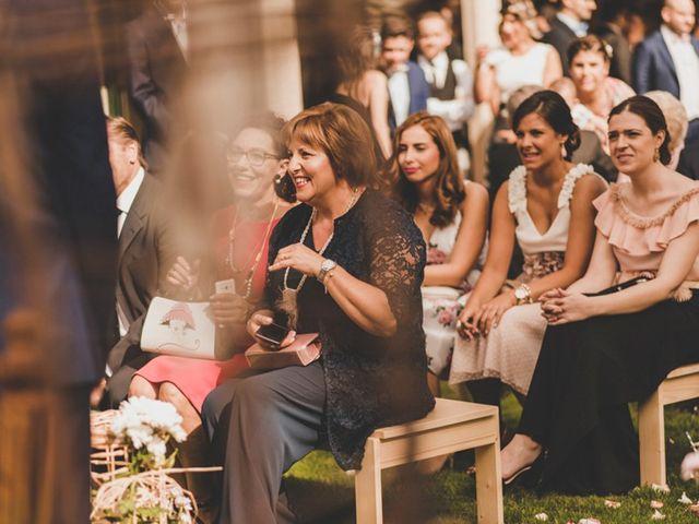 La boda de Óscar y Amina en Chantada (Casco Urbano), Lugo 21