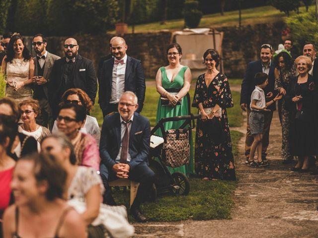 La boda de Óscar y Amina en Chantada (Casco Urbano), Lugo 25