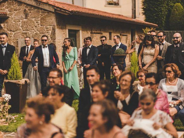 La boda de Óscar y Amina en Chantada (Casco Urbano), Lugo 27