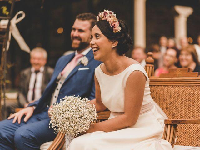 La boda de Óscar y Amina en Chantada (Casco Urbano), Lugo 28