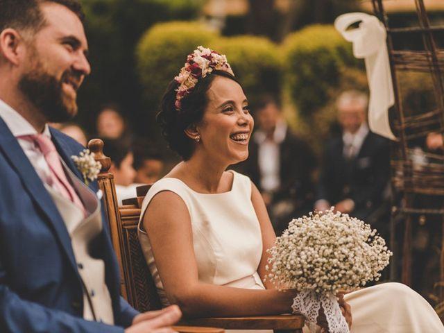La boda de Óscar y Amina en Chantada (Casco Urbano), Lugo 30