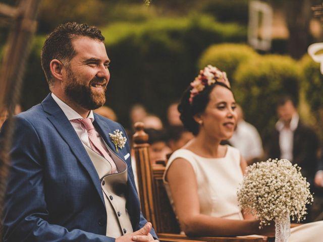 La boda de Óscar y Amina en Chantada (Casco Urbano), Lugo 31