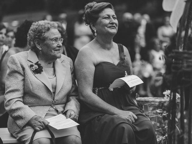 La boda de Óscar y Amina en Chantada (Casco Urbano), Lugo 32