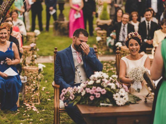La boda de Óscar y Amina en Chantada (Casco Urbano), Lugo 35