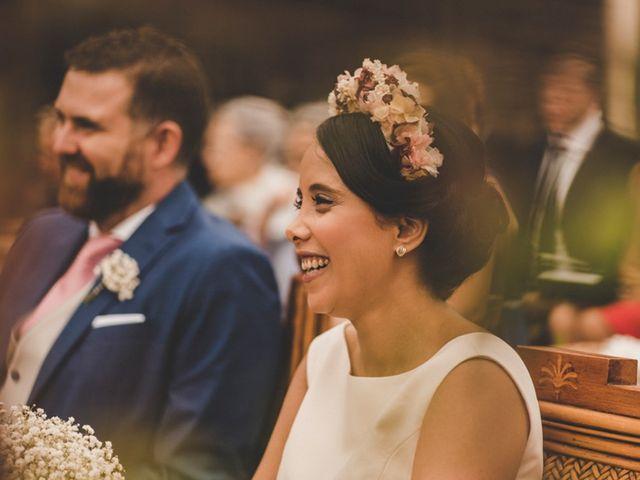 La boda de Óscar y Amina en Chantada (Casco Urbano), Lugo 42